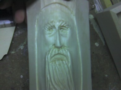 Wood Carving 002